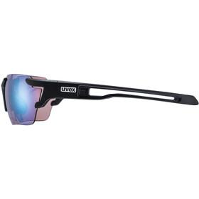 UVEX Sportstyle 803 Colorvision Lunettes de sport Petit, black mat/outdoor